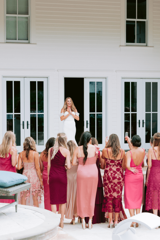 Indianapolis Colts Wedding – Former Colts Reporter and Assistant Coach are Married by Head Coach Frank Reich in Mississippi – Angela Lally Photography 41
