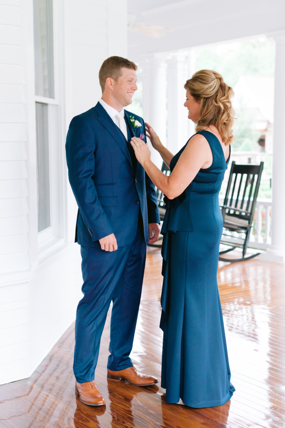 Indianapolis Colts Wedding – Former Colts Reporter and Assistant Coach are Married by Head Coach Frank Reich in Mississippi – Angela Lally Photography 48