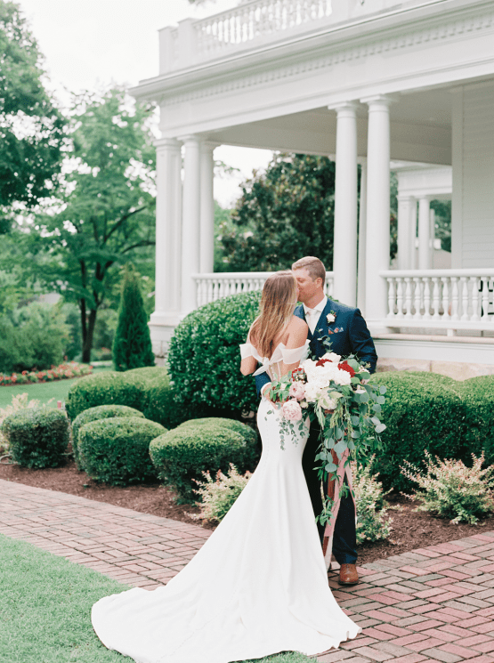 Indianapolis Colts Wedding – Former Colts Reporter and Assistant Coach are Married by Head Coach Frank Reich in Mississippi – Angela Lally Photography 63