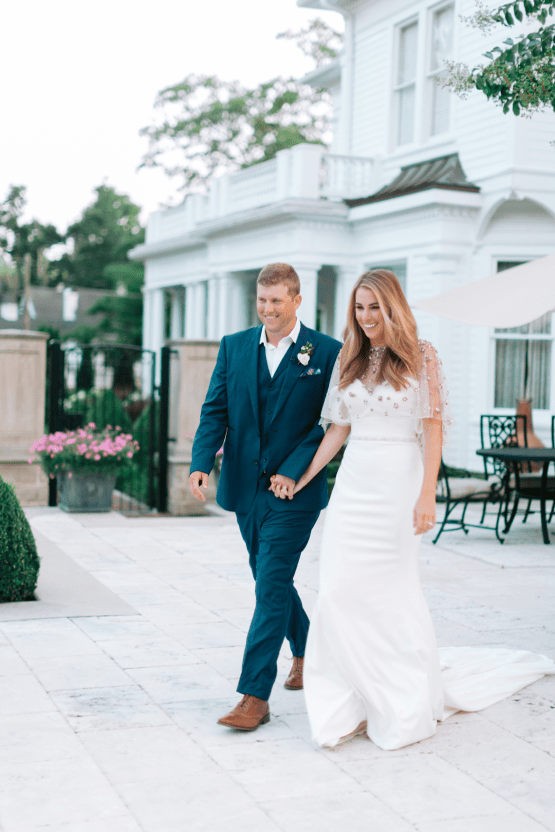 Indianapolis Colts Wedding – Former Colts Reporter and Assistant Coach are Married by Head Coach Frank Reich in Mississippi – Angela Lally Photography 77