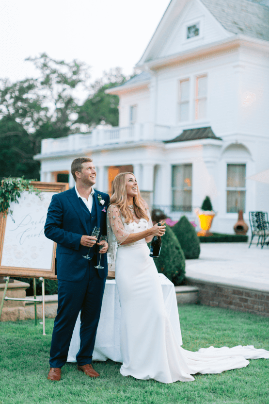 Indianapolis Colts Wedding – Former Colts Reporter and Assistant Coach are Married by Head Coach Frank Reich in Mississippi – Angela Lally Photography 81