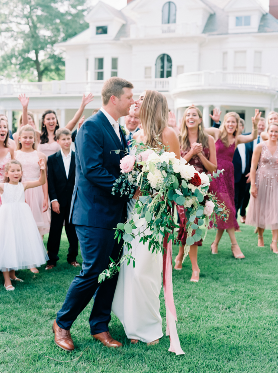Indianapolis Colts Wedding – Former Colts Reporter and Assistant Coach are Married by Head Coach Frank Reich in Mississippi – Angela Lally Photography 89