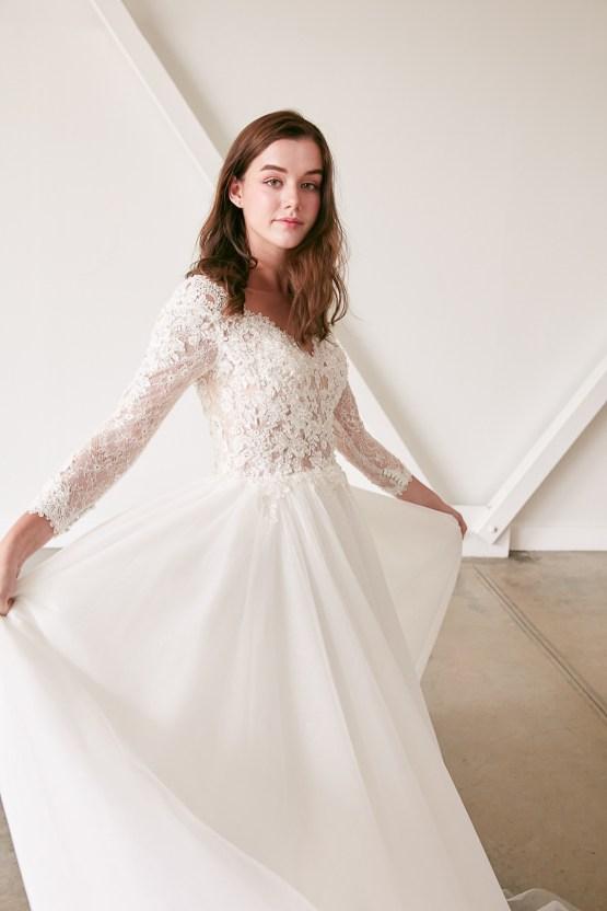 Lyra Vega Online Wedding Dresses Made-to-Measure Under 1200 – Bridal Musings 46