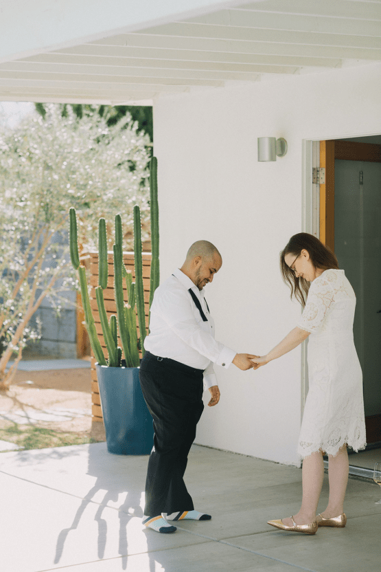 Stylish and Modern Covid-Safe Private Elopement in Palm Springs – Lets Frolic Together Photography 31