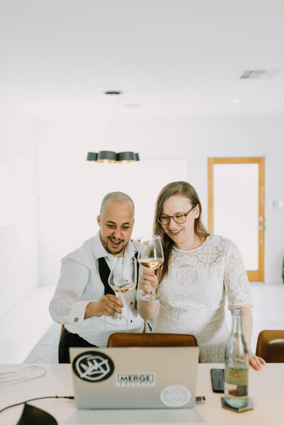 Stylish and Modern Covid-Safe Private Elopement in Palm Springs – Lets Frolic Together Photography 33