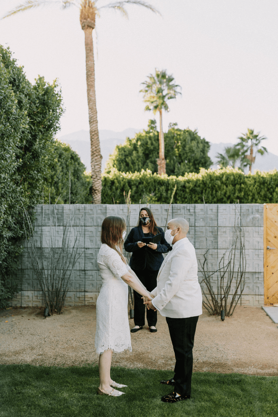 Stylish and Modern Covid-Safe Private Elopement in Palm Springs – Lets Frolic Together Photography 37