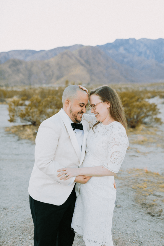 Stylish and Modern Covid-Safe Private Elopement in Palm Springs – Lets Frolic Together Photography 47