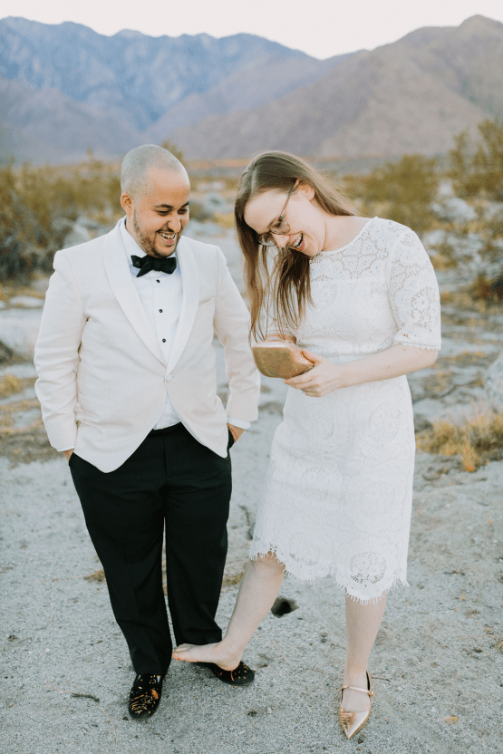 Stylish and Modern Covid-Safe Private Elopement in Palm Springs – Lets Frolic Together Photography 53