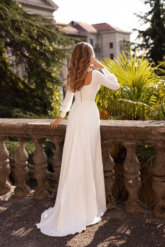 Ultra-Stylish New Wedding Dresses By Mila Bridal (For Under 1000) – Bella Dress – Bridal Musings 2