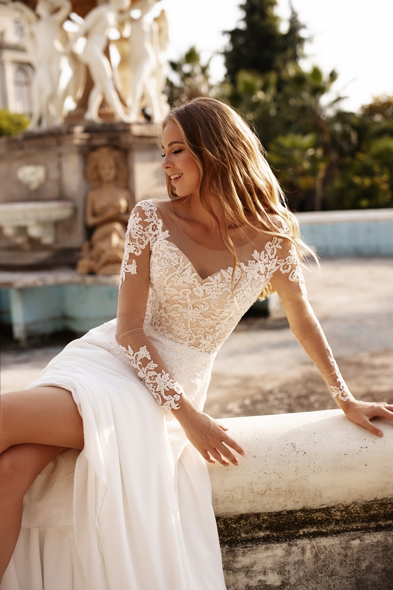 Ultra-Stylish New Wedding Dresses By Mila Bridal (For Under 1000) – Bonita Dress – Bridal Musings 7