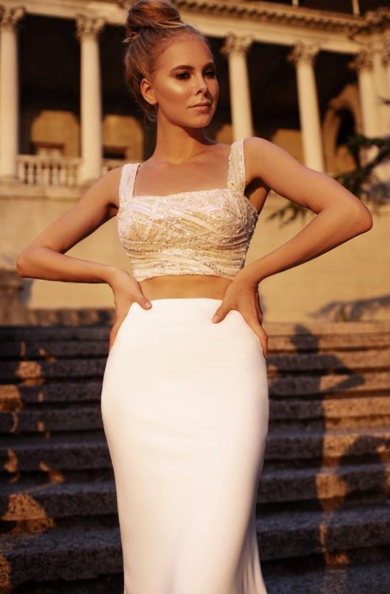 Ultra-Stylish New Wedding Dresses By Mila Bridal (For Under 1000) – Charlotte Dress – Bridal Musings 5
