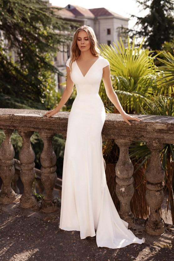Ultra-Stylish New Wedding Dresses By Mila Bridal (For Under 1000) – Jenny Dress – Bridal Musings 2