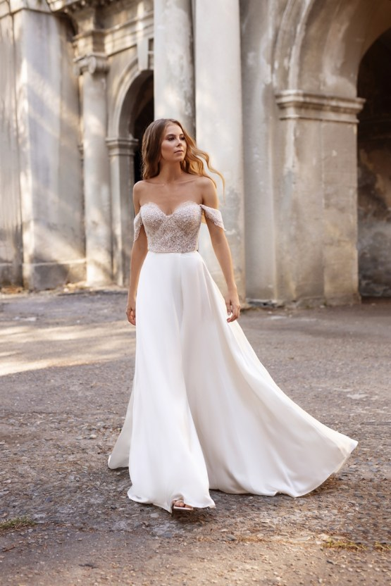 Ultra-Stylish New Wedding Dresses By Mila Bridal (For Under 1000) – Lola Dress – Bridal Musings 7