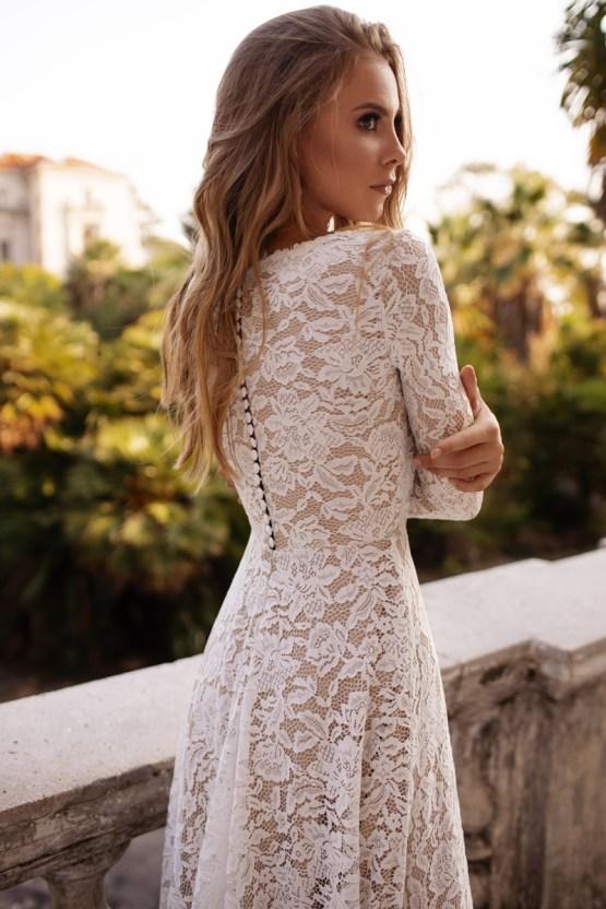 Ultra-Stylish New Wedding Dresses By Mila Bridal (For Under 1000) – Orla Dress – Bridal Musings 6