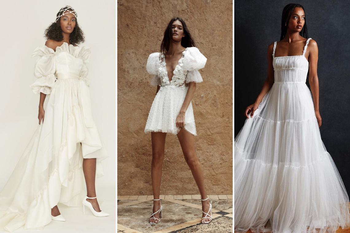Bridal Musings Editors 20 Favorite Wedding Dresses 2021 2022 – Claire Eliza – Christina Castello