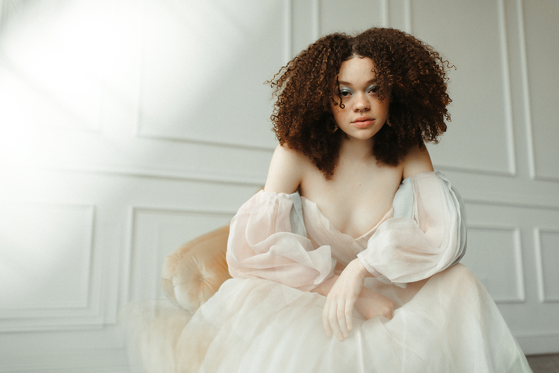 Cool Anti Bride Wedding Inspiration with Colorful Wedding Dresses – Naba Zabih – Claire La Faye – Bridal Musings 1