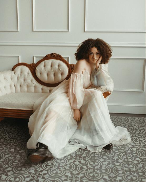 Cool Anti Bride Wedding Inspiration with Colorful Wedding Dresses – Naba Zabih – Claire La Faye – Bridal Musings 19
