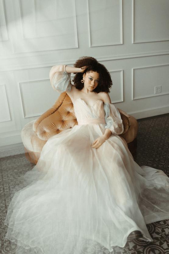 Cool Anti Bride Wedding Inspiration with Colorful Wedding Dresses – Naba Zabih – Claire La Faye – Bridal Musings 20