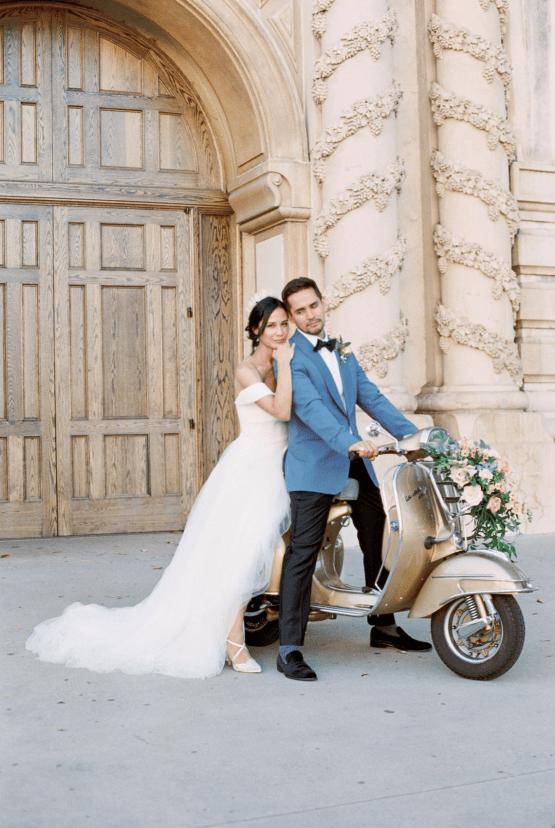 Fancy Southern Wedding Inspiration at Balboa Park in San Diego – iamlatreuo Photo 93