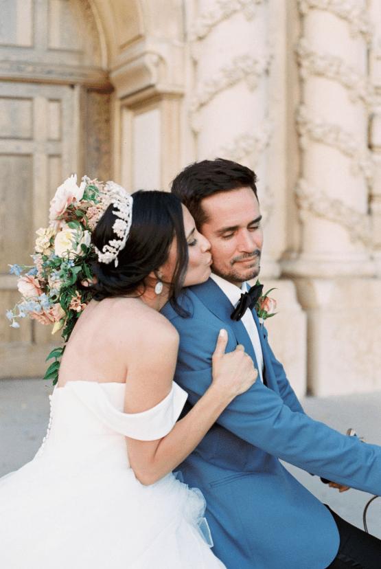 Fancy Southern Wedding Inspiration at Balboa Park in San Diego – iamlatreuo Photo 96