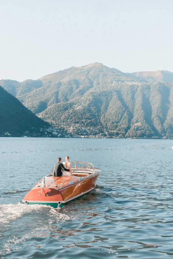 Romantic Something Blue Micro Wedding filled with Hydrangeas at Villa Ortensia in Lake Como – Alessandro Colle e Serena Rossi 65