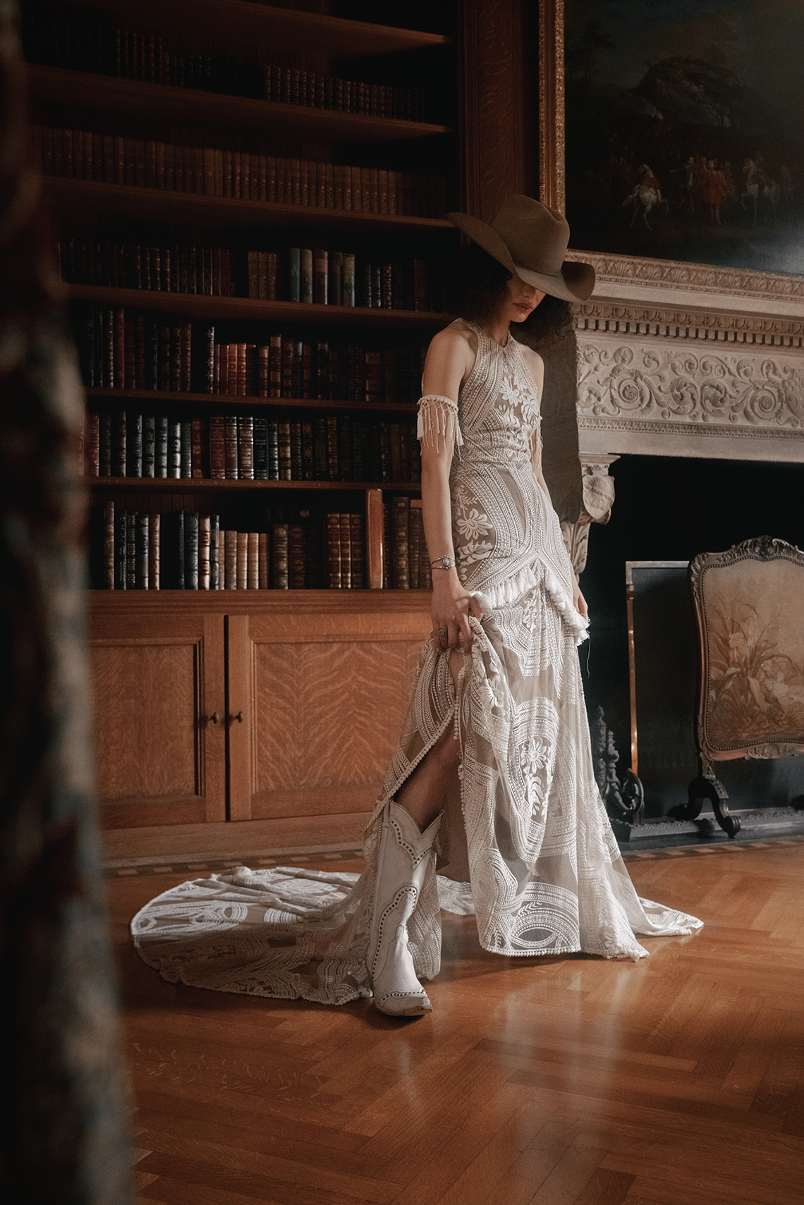 The Best Cowboy Boots to Wear With Your Wedding Dress – Boot Barn – Lovely Bride – Rue De Seine Bridal – Bridal Musings 10