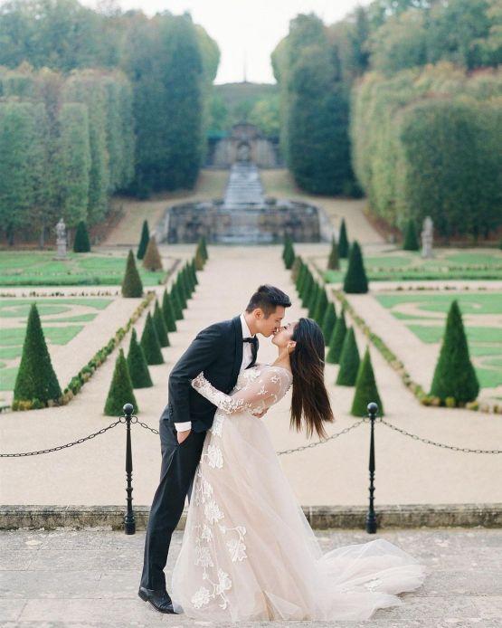 Chateau de Villette – The Heritage Collection – Wedding Destination Quiz France or Italy – Bridal Musings 1