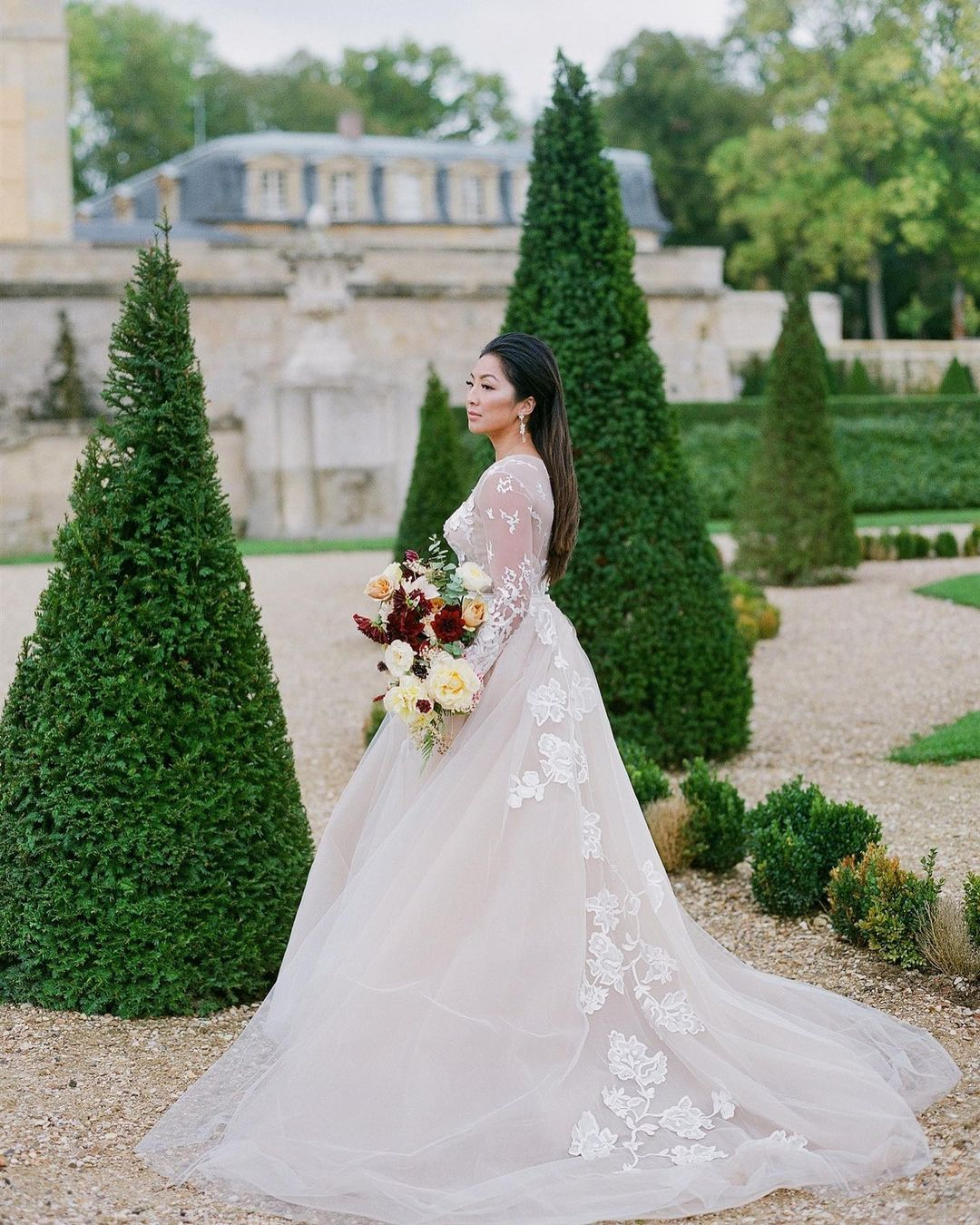 Chateau de Villette – The Heritage Collection – Wedding Destination Quiz France or Italy – Bridal Musings 2