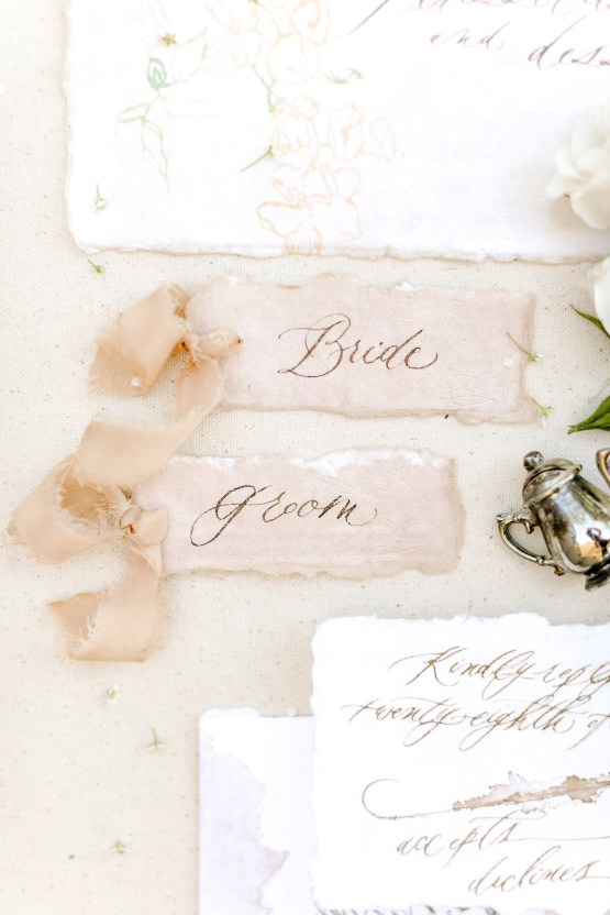 English Garden Afternoon Tea Wedding Inspiration – Lorin Kelly Photography – Bowties and Bouquets – Bridal Musings 10