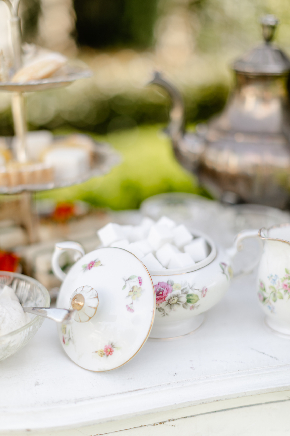 English Garden Afternoon Tea Wedding Inspiration – Lorin Kelly Photography – Bowties and Bouquets – Bridal Musings 23