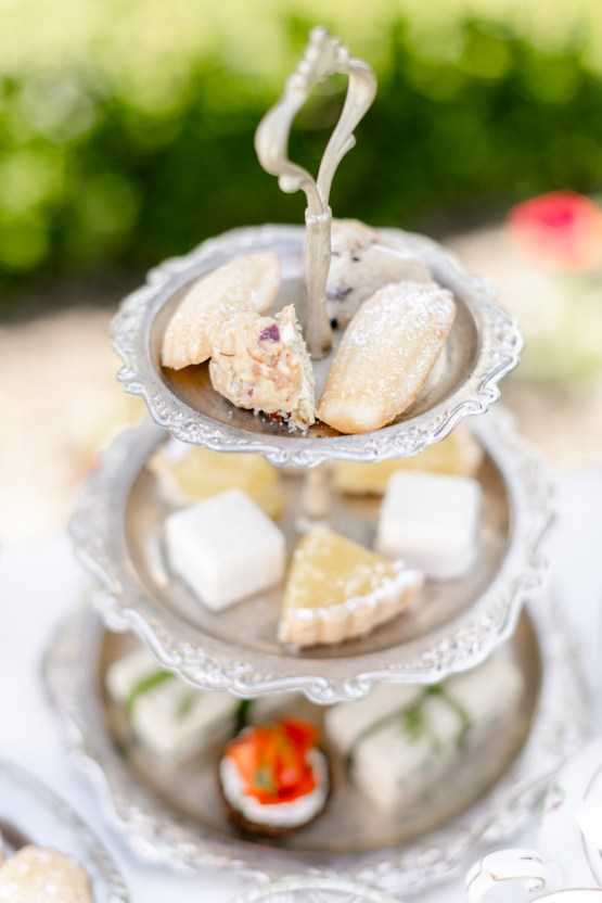 English Garden Afternoon Tea Wedding Inspiration – Lorin Kelly Photography – Bowties and Bouquets – Bridal Musings 24