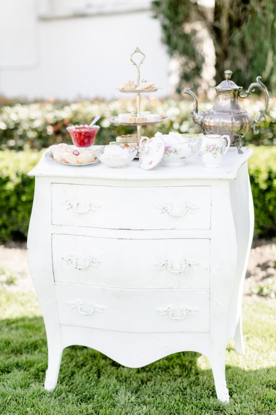 English Garden Afternoon Tea Wedding Inspiration – Lorin Kelly Photography – Bowties and Bouquets – Bridal Musings 25