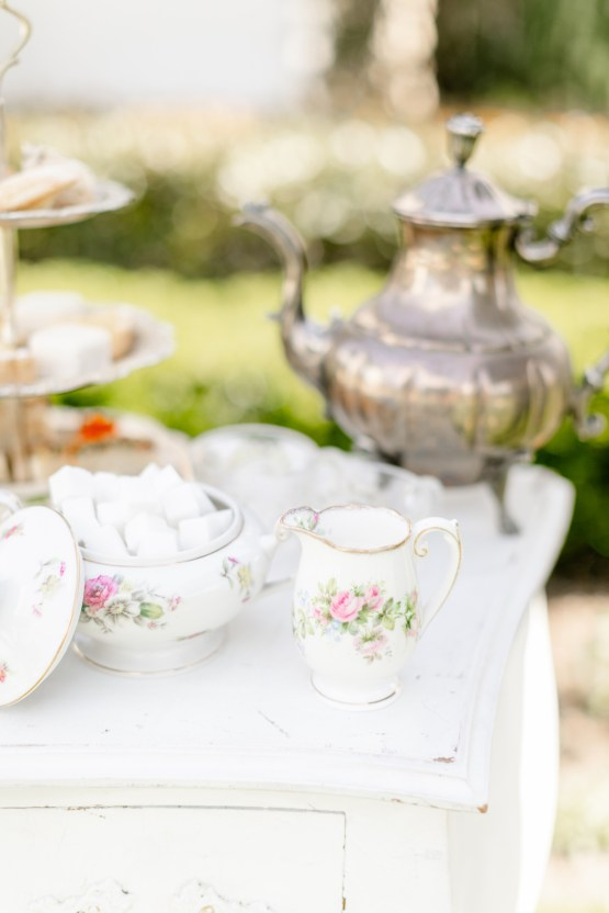English Garden Afternoon Tea Wedding Inspiration – Lorin Kelly Photography – Bowties and Bouquets – Bridal Musings 26