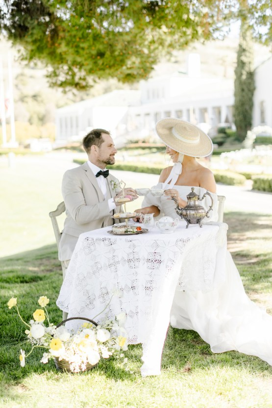 English Garden Afternoon Tea Wedding Inspiration – Lorin Kelly Photography – Bowties and Bouquets – Bridal Musings 32