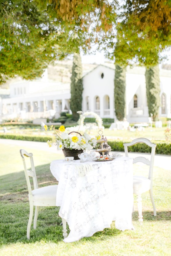 English Garden Afternoon Tea Wedding Inspiration – Lorin Kelly Photography – Bowties and Bouquets – Bridal Musings 33