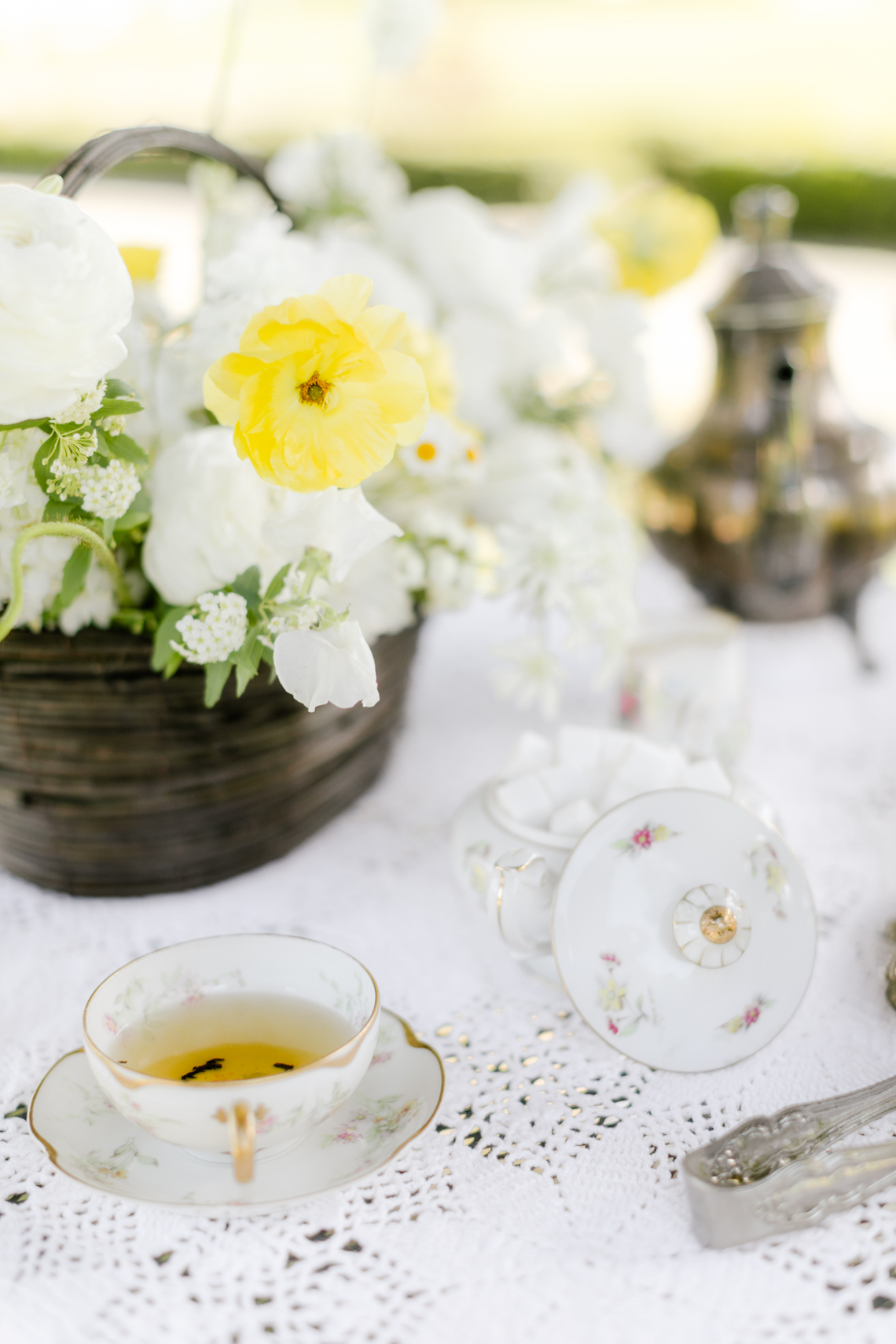 English Garden Afternoon Tea Wedding Inspiration – Lorin Kelly Photography – Bowties and Bouquets – Bridal Musings 34