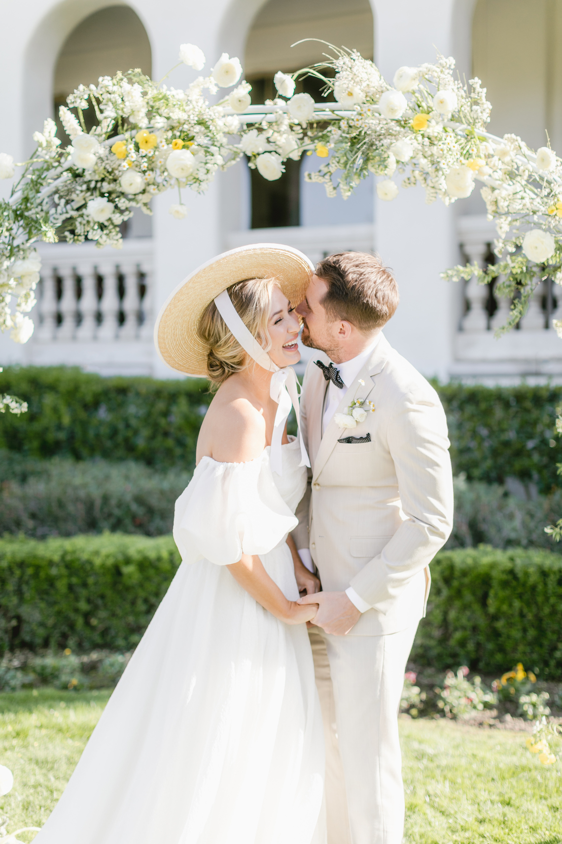 English Garden Afternoon Tea Wedding Inspiration – Lorin Kelly Photography – Bowties and Bouquets – Bridal Musings 47
