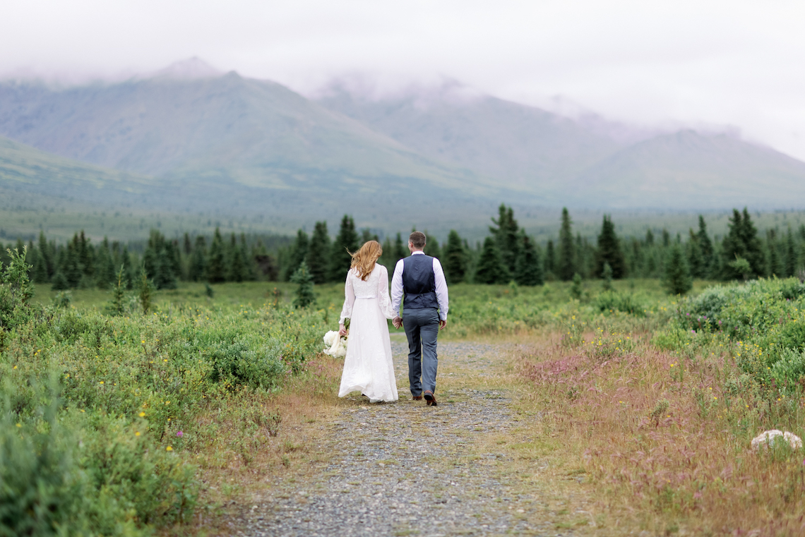 Outland Events – Corinne Graves – Alaska Wedding Guide – Bridal Musings