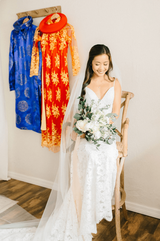 Rainy Casual Barn Wedding with Vietnamese Influence – Emma Anne Photography – The Mulberry – Bridal Musings 19