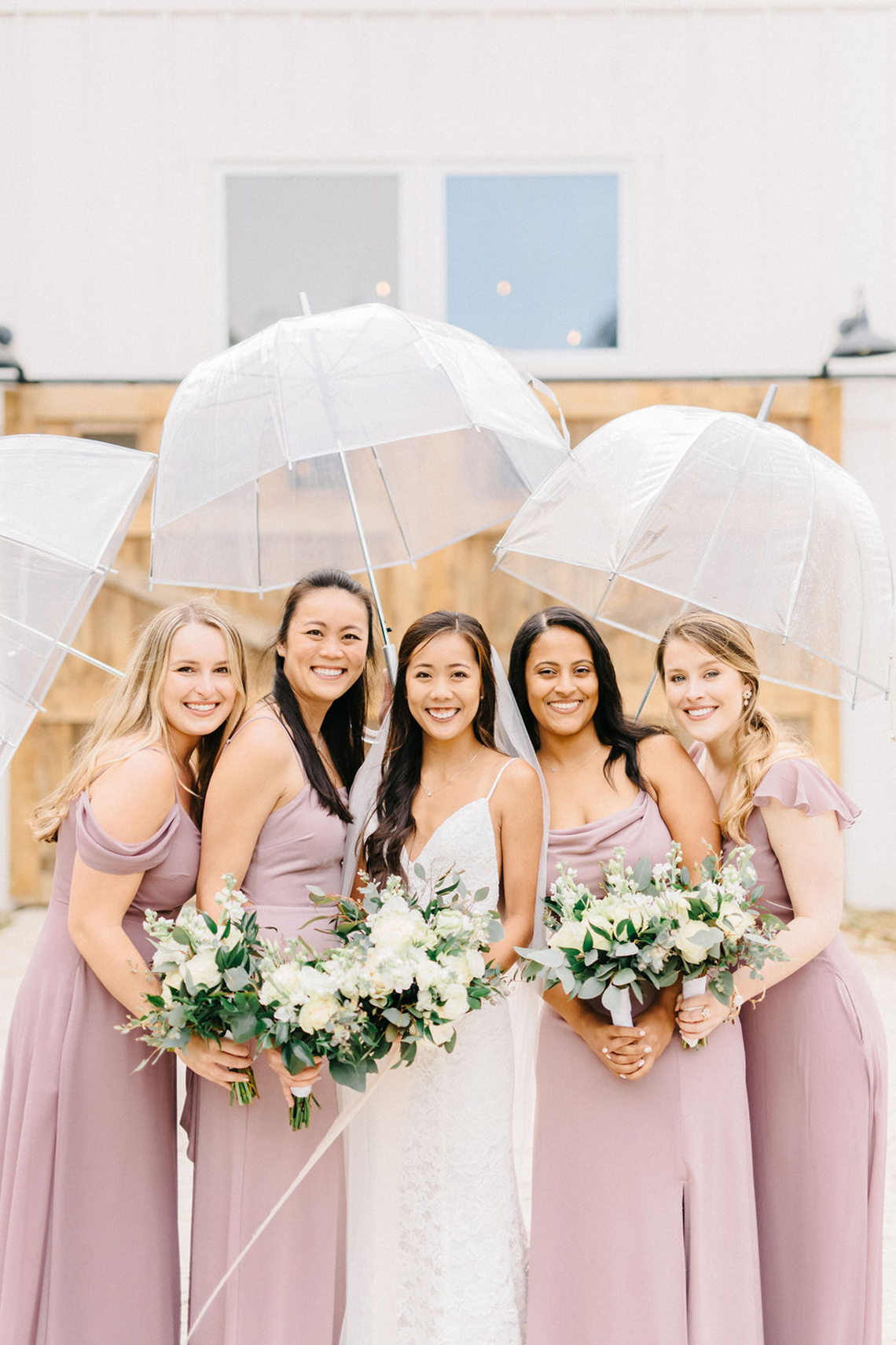 Rainy Casual Barn Wedding with Vietnamese Influence – Emma Anne Photography – The Mulberry – Bridal Musings 23