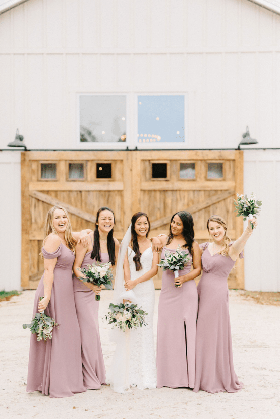 Rainy Casual Barn Wedding with Vietnamese Influence – Emma Anne Photography – The Mulberry – Bridal Musings 24