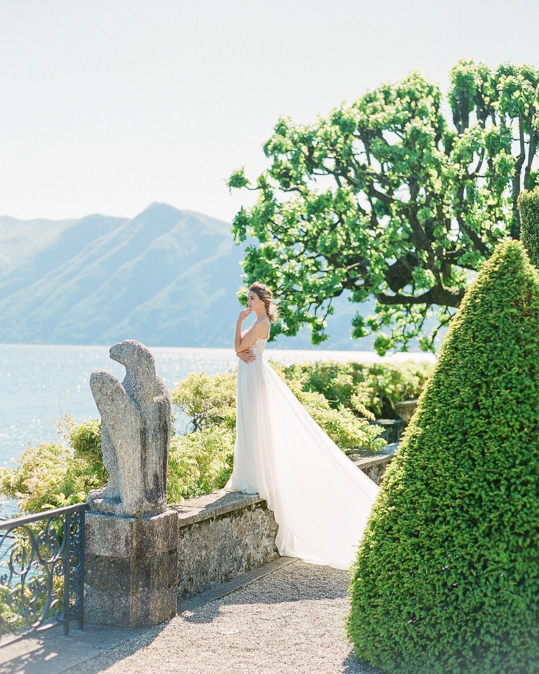 Villa Balbiano – The Heritage Collection – Wedding Destination Quiz France or Italy – Bridal Musings 2