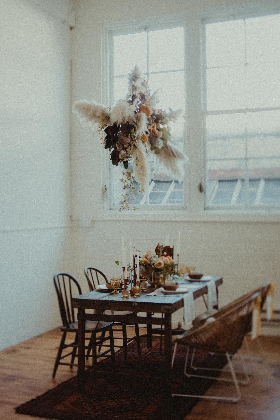 Vintage 1970s Inspired Portland Elopement Inspiration – Anna Caitlin Photography – The Indigo Bride – Bridal Musings 29