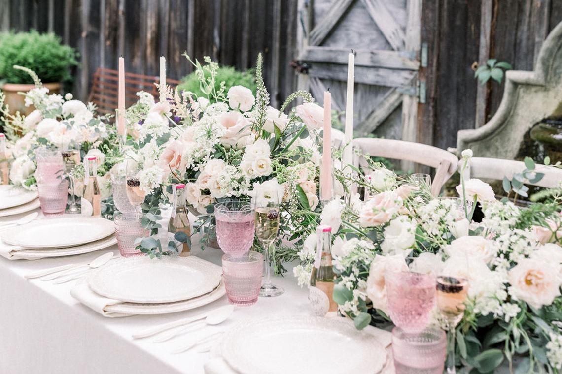 Whimsical Garden Wedding Inspiration – Danni LaRaia Photography– M and D Farm – Bridal Musings 1