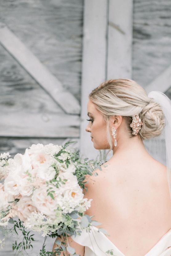 Whimsical Garden Wedding Inspiration – Danni LaRaia Photography– M and D Farm – Bridal Musings 33