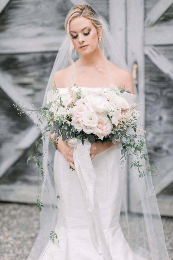 Whimsical Garden Wedding Inspiration – Danni LaRaia Photography– M and D Farm – Bridal Musings 34