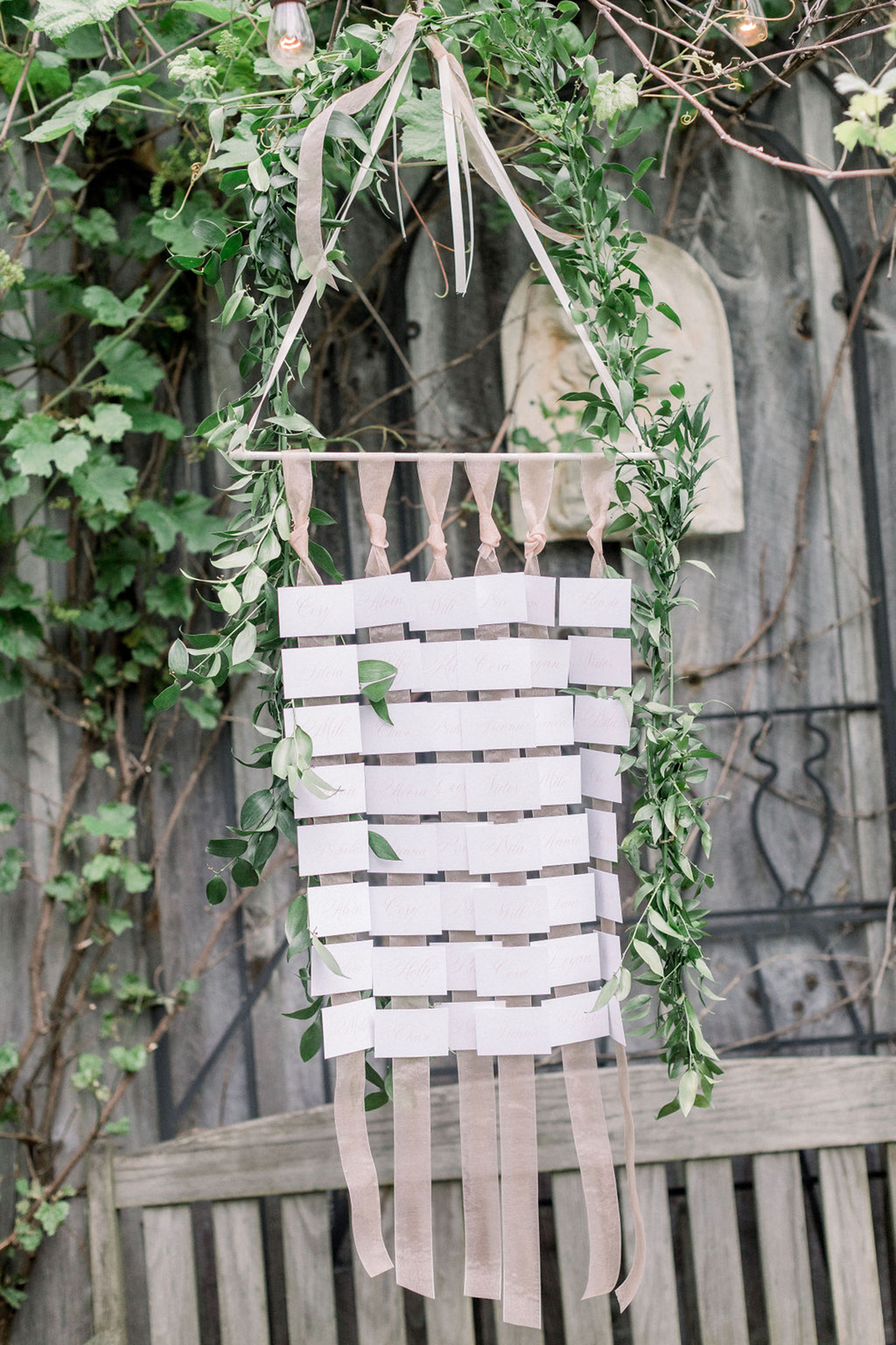 Whimsical Garden Wedding Inspiration – Danni LaRaia Photography– M and D Farm – Bridal Musings 35