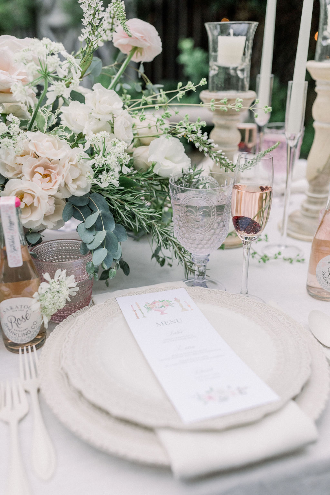 Whimsical Garden Wedding Inspiration – Danni LaRaia Photography– M and D Farm – Bridal Musings 36