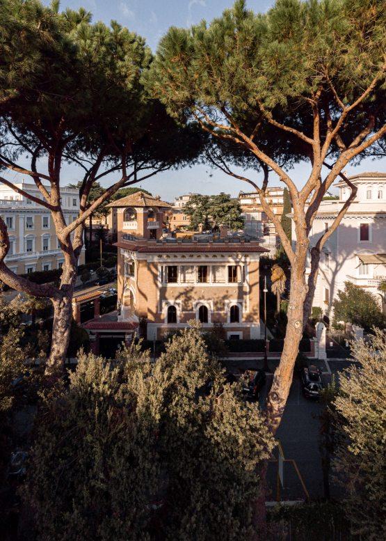 Villa Clara Rome