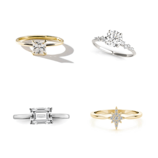 Budget Friend Engagement Rings – How Much Does an Engagement Ring Cost – Lisa Robin Jewelry – Bridal Musings